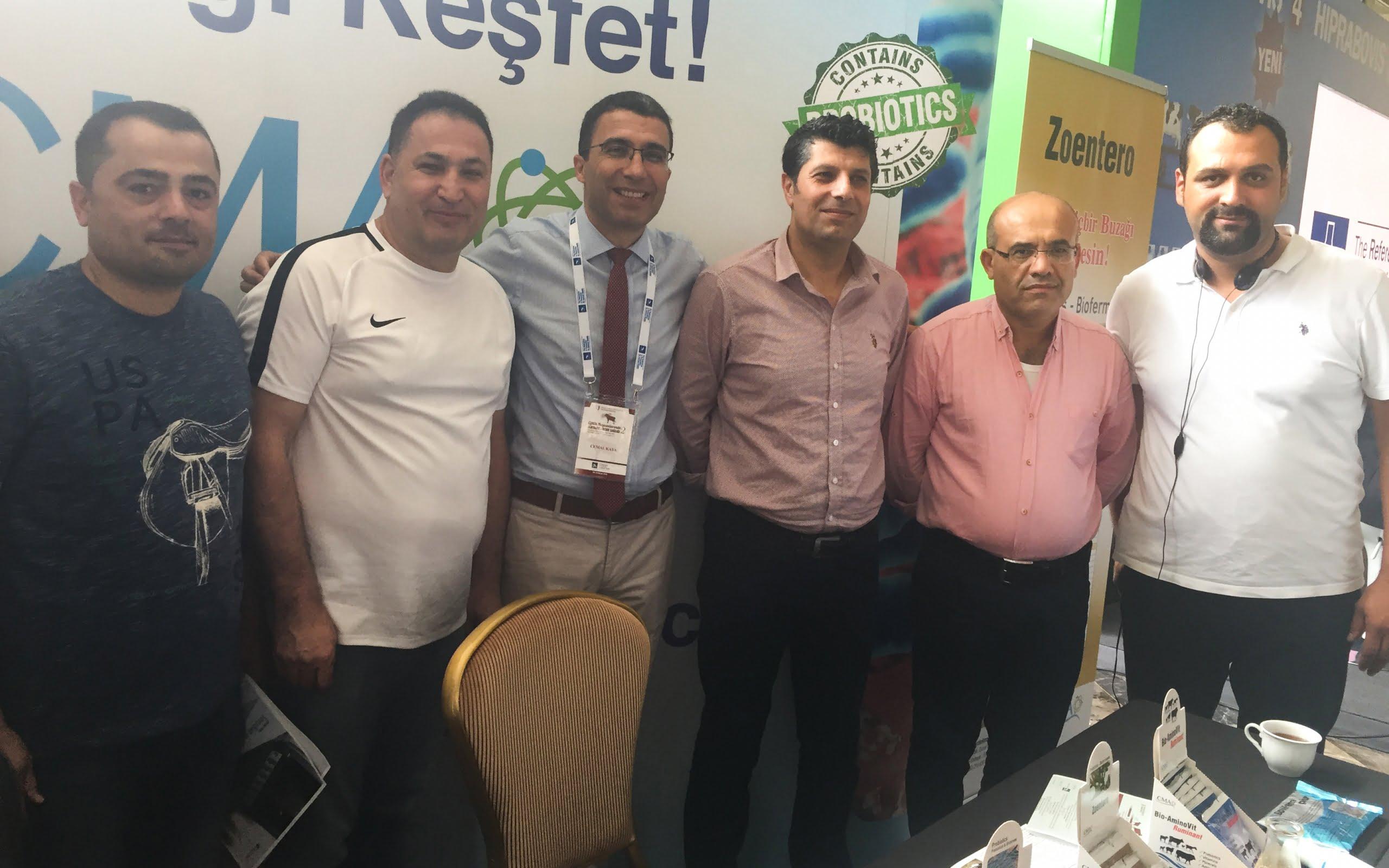 2. Uluslararası Çiftlik Hayvanlarında Fertilite ve Meme Sağlığı Kongresi